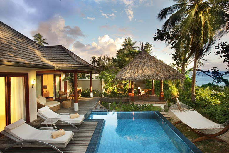 Hilton Seychelles Labriz Resort & Spa Mahe © 2017 Hilton Hotels & Resorts