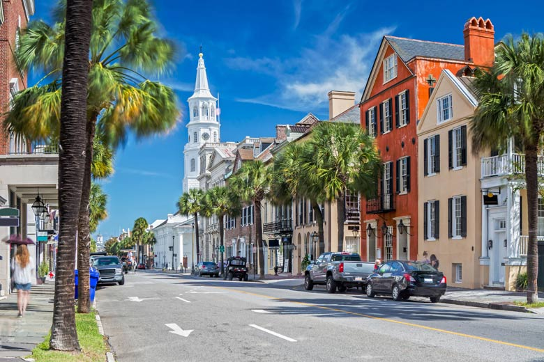 Historic Charleston, South Carolina, USA © Susanne Pommer - Alamy Stock Photo