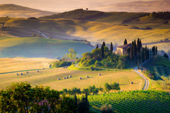 The major sights and delights of Tuscany
