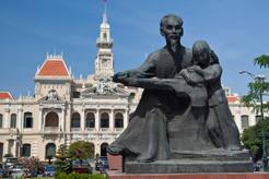 Ho Chi Minh City, Vietnam: Top five sights
