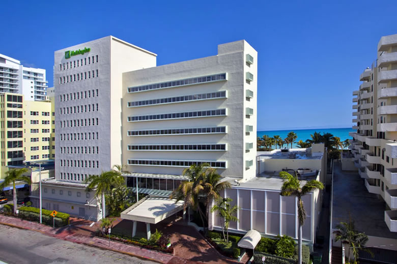 Holiday Inn Miami Beach-Oceanfront, Florida, USA © IHG
