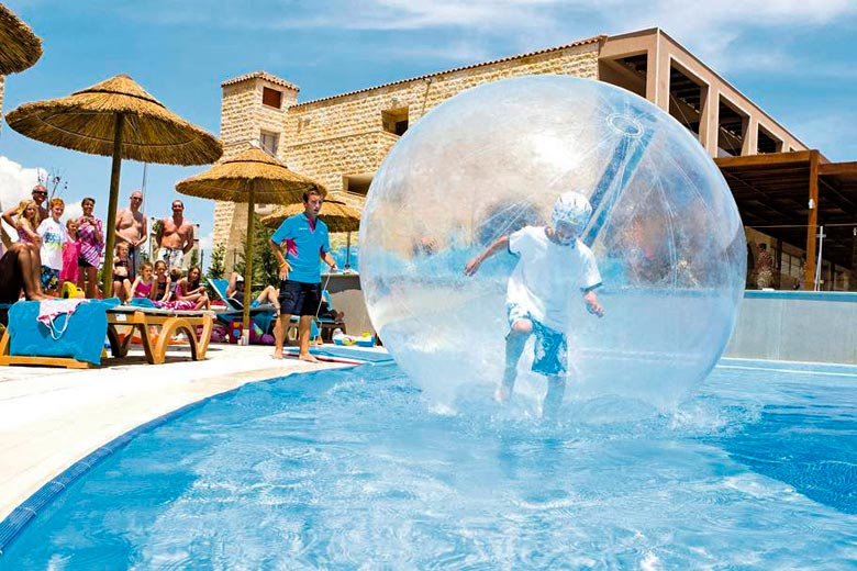 First Choice Holiday Village Rhodes, Greece © TUI Travel PLC
