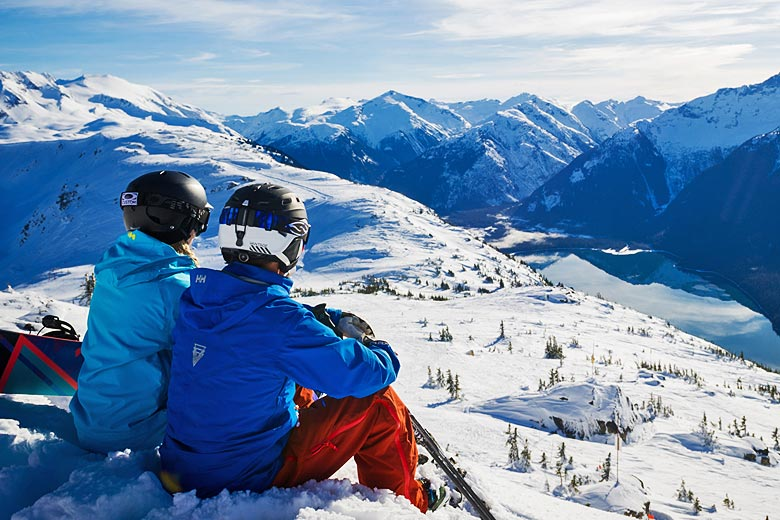 Honeymoon in Whistler, British Columbia, Canada - photo courtesy of Tourism Whistler