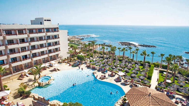 Beach holidays at Hotel Atlantica Golden Beach, Paphos, Cyprus © Thomson Holidays