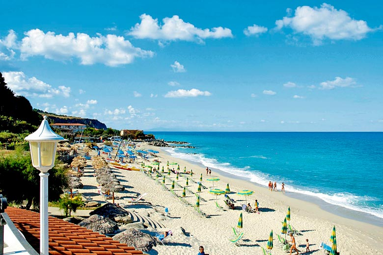 Four star Hotel Villaggio Il Gabbiano, Capo Vaticano, Calabria - photo courtesy of TUI