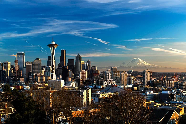 How to spend 48 hours in Seattle © Tiffany Von Arnim - Flickr Creative Commons