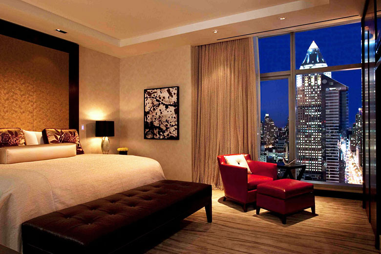 The InterContinental New York, Times Square - photo courtesy of InterContinental Hotels Group