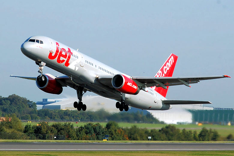 Jet2 flies to over 50 beach and city destinations © Jet2