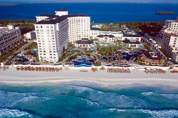 JW Marriott Cancun Resort & Spa, Mexico © Marriott