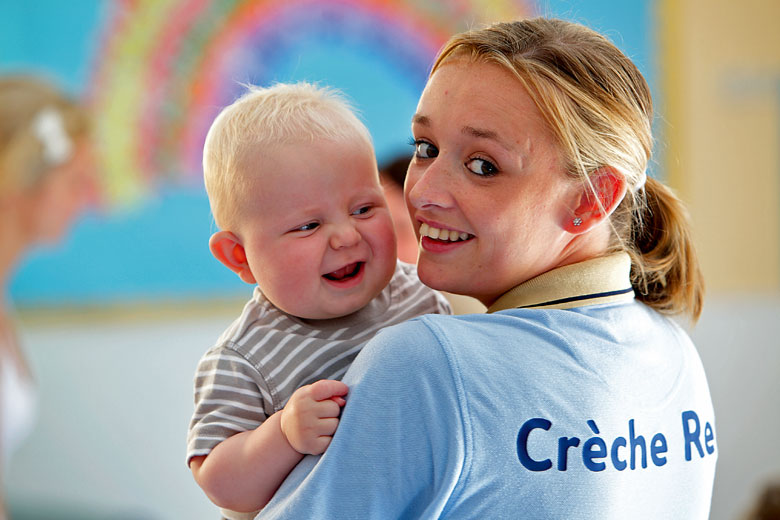 Kids' clubs and crèches with Thomson Family Life by TUI © TUI UK