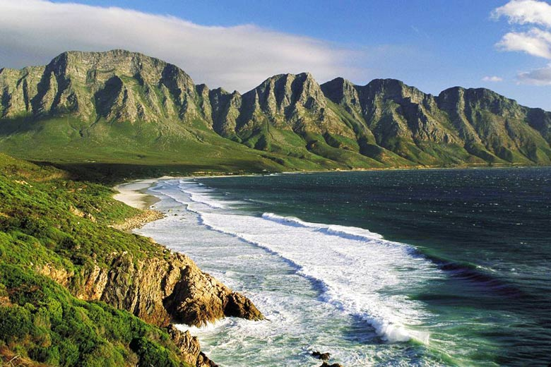Kogelberg Mountains near Cape Town - photo courtesy of South African Tourism