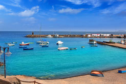 Top five ways to get around Lanzarote