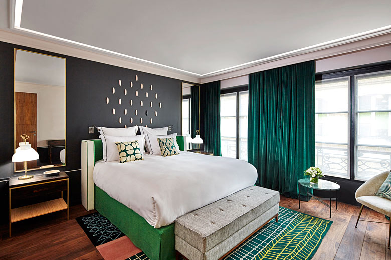 Le Roch Hotel & Spa, Paris - photo courtesy of Design Hotels