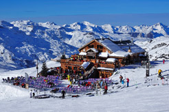 A guide to skiing's big three: Les Arcs, Avoriaz & Val Thorens