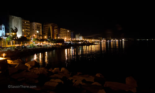 Limassol at night © SavoirThere.com