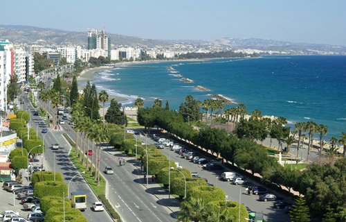 The seafront at Limassol © 3desi - Fotolia.com