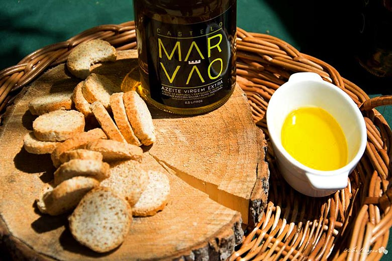 Learn about local olive oil production - photo courtesy of Azeite Castelo de Marvão