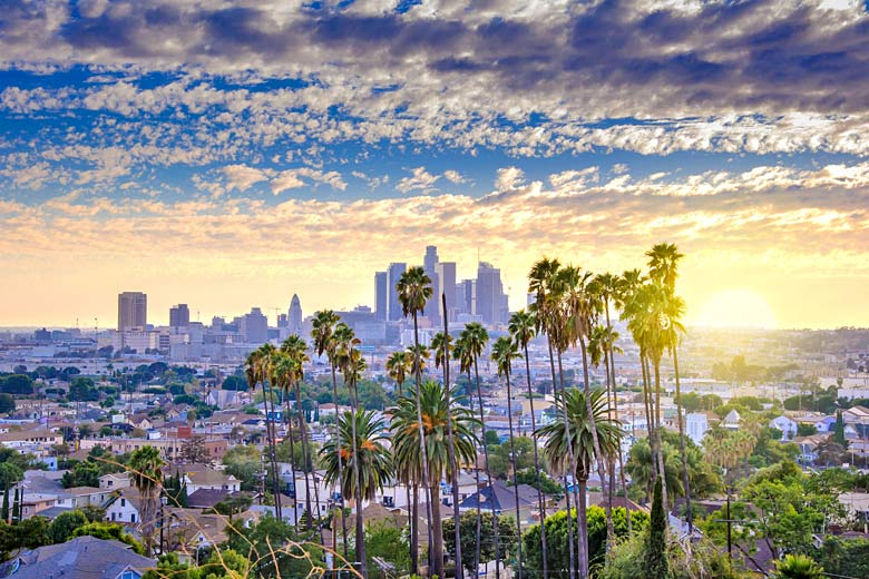 Los Angeles California, City of Angels © Chones - Fotolia.com