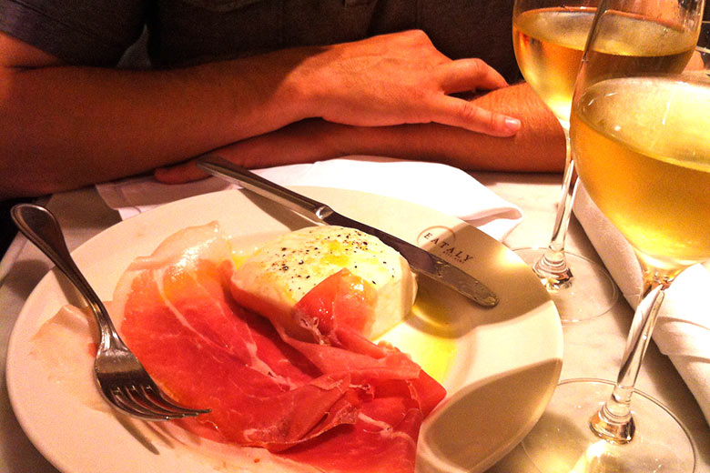 Lunch at Eataly © elorgwhee -Flickr Creative Commons
