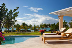 Top five luxury hotels in Antigua