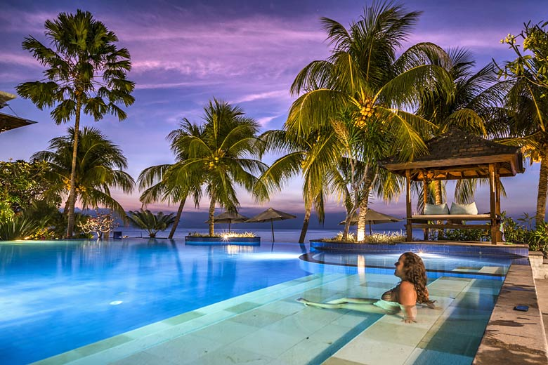 Luxury Hotel in the south of Bali © Rene Gamper - Adobe Stock Image