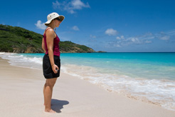 Island hopping in the Grenadines