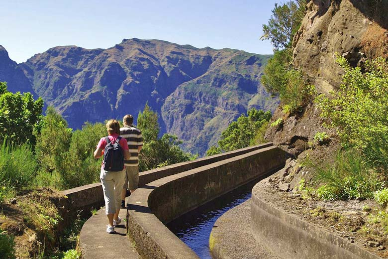 Madeira's top five levada hikes © Jotbe1961 - Wikimedia Commons