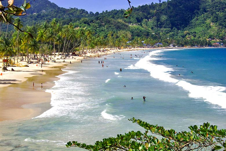 Maracas Beach, Trinidad © side78 - Flickr Creative Commons