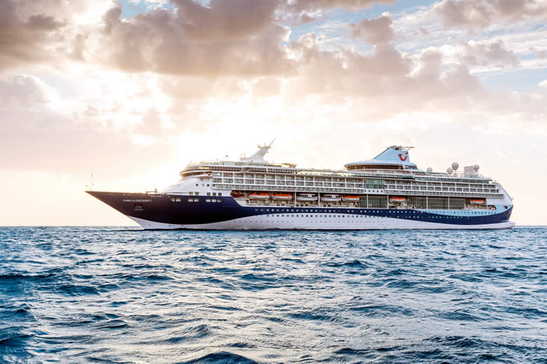Marella Discovery 2 cruises with TUI © TUI