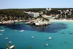 Holidays to Menorca with a Toddler