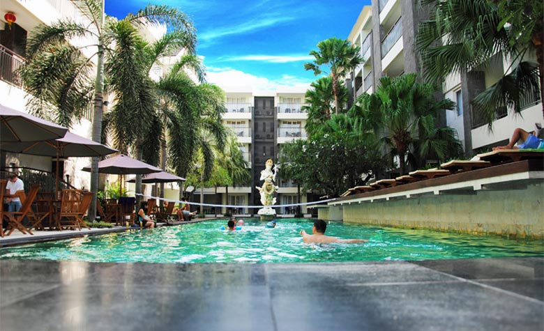 Holiday offers to 4* Bali Kuta Resort, Kuta, Bali © Mercury Holidays