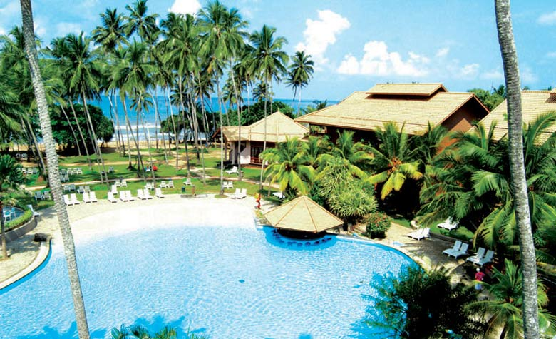 Holiday offers to 5* Royal Palms Beach Hotel, Kalutara, Sri Lanka © Mercury Holidays
