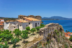 Places to explore in ancient Messinia, Greece