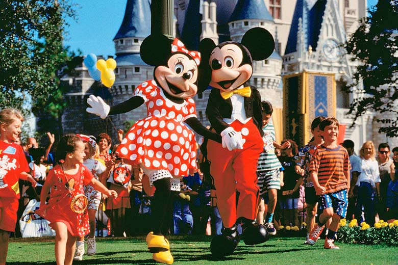 Walt Disney World Florida © Disney - courtesy of VISIT FLORIDA