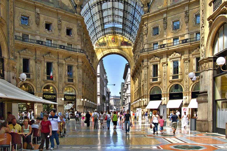 Guide to Milan's food and fashion © Stefano Galli - Flickr Creative Commons