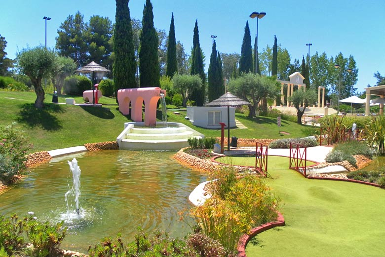 Family Golf Park, Vilamoura - photo courtesy of www.familygolfpark.pt