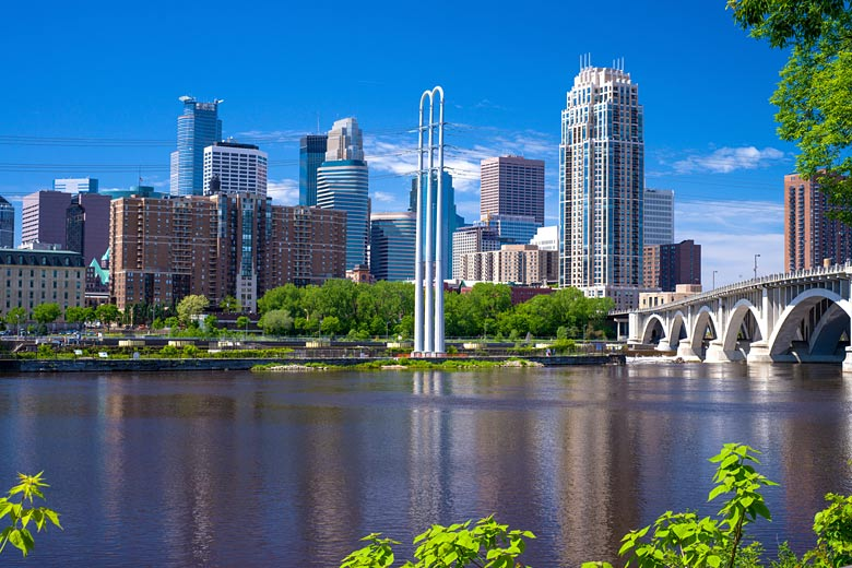 Minneapolis, Minnesota's second city © Steven Gaertner - Fotolia.com