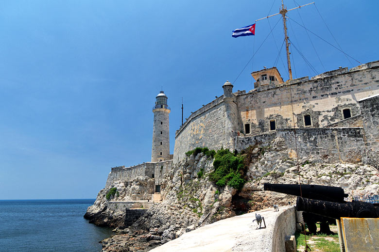 Morro Castle at the entrance to Havana harbour, Cuba ©  Emmanuel Huybrechts - Flickr Creative Commons