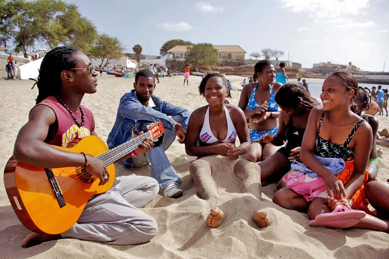 You will find music everywhere in Cape Verde © Pascal Subtil - Flickr Creative Commons