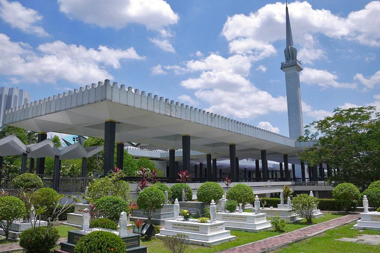 National Mosque of Malaysia © J€RRY - Flickr Creative Commons