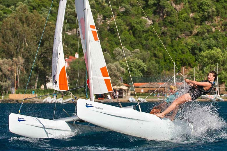 Latest Neilson sailing holiday deals for 2017/2018 © Neilson