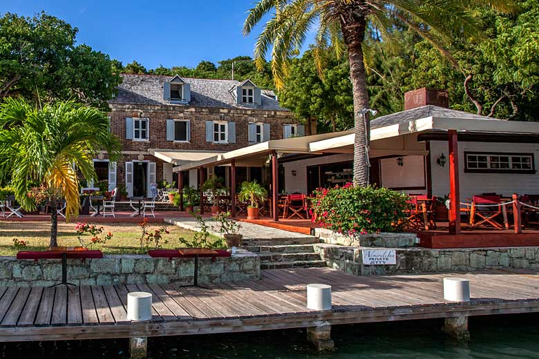 Part of Nelson's Dockyard, now a hotel, Antigua - photo courtesy of The Admiral's Inn, Dockyard Hotel