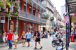 A first timer's guide to New Orleans