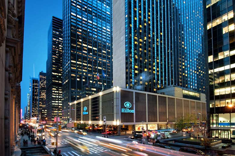 New York Hilton Midtown, USA © Hilton Hotels & Resorts