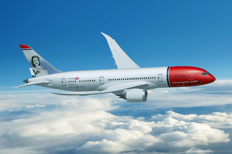 Norwegian Air 787 Dreamliner © Boeing