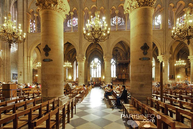 Notre-Dame, Paris © Marc Bertrand - Paris Tourist Office