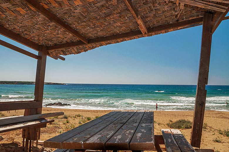 Off the beaten track beaches in Cyprus © Martin Diepeveen - Flickr Creative Commons