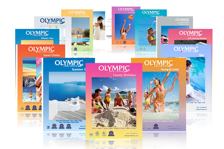 Olympic Holidays to Greece, Cyprus and more...