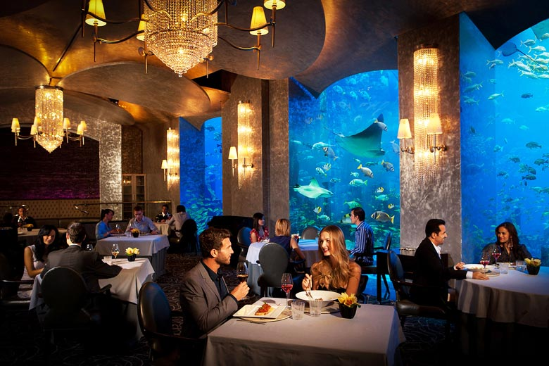 Ossiano Restaurant, Atlantis The Palm Dubai © Atlantis The Palm