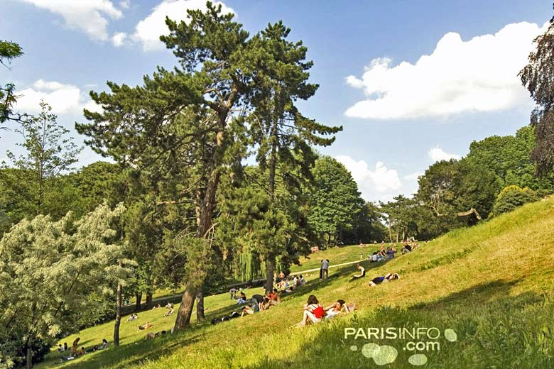 Parc des Buttes-Chaumont, Paris © David Lefranc - Paris Tourist Office